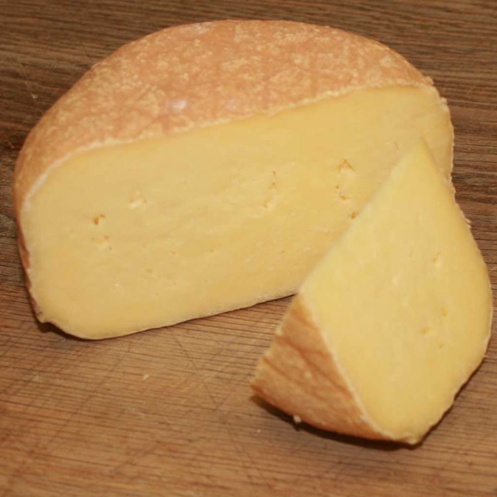 Celtic Promise Cheese, cider washed Welsh cheese